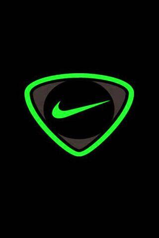 Логотип Green Nike