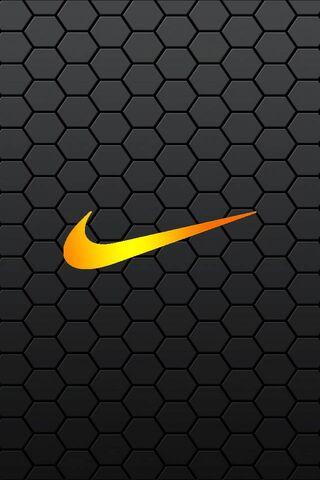 Yellow Gradient Nike
