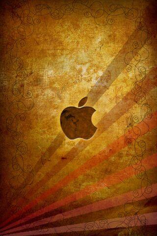 Gold Apple