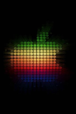 Colorful-Dots-Apple
