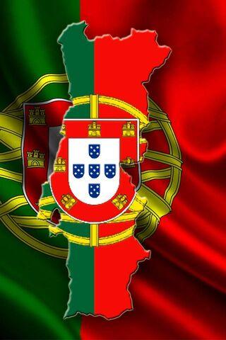 Bendera Portugal