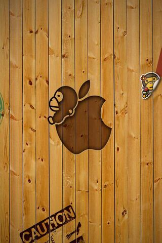 Wood Apple Logo