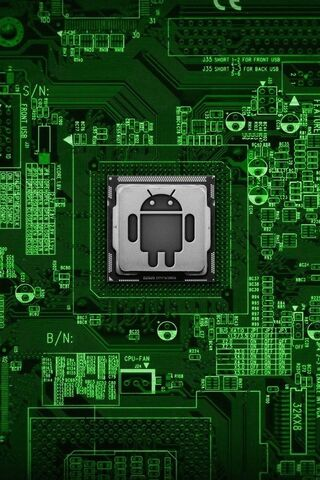 Android मदरबोर्ड