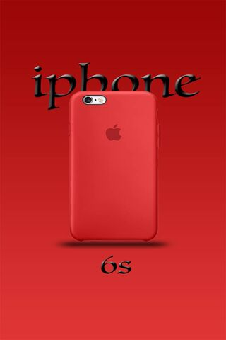 Iphone 6s Coqe Red