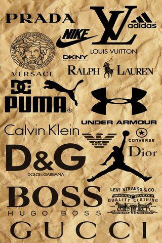 Знаковые логотипы