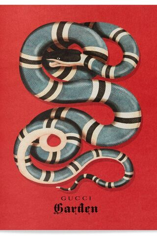 Gucci Snake Wallpaper - Download to
