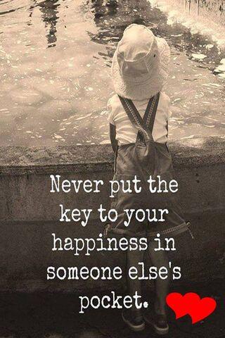 لم تضع المفتاح