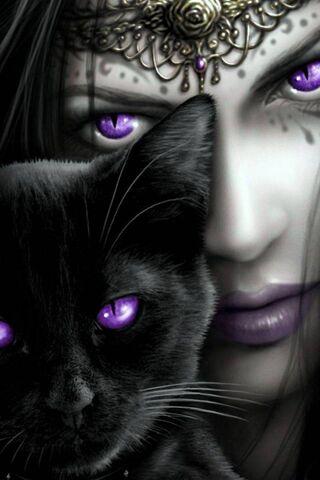 Ragazza Cat