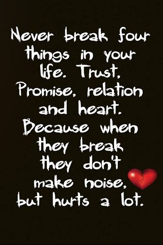 Never Break