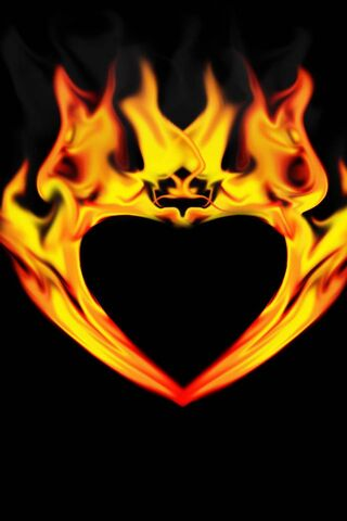 Fire In Heart