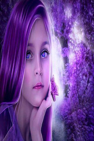 Piękno w purpurach