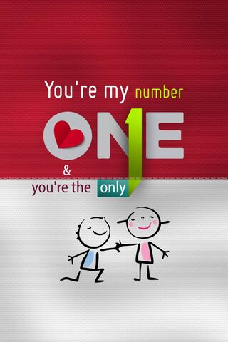 Your My Number One