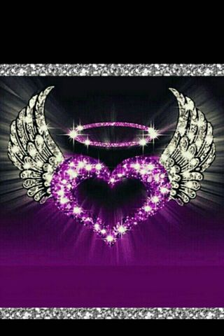 Bling Angel Heart