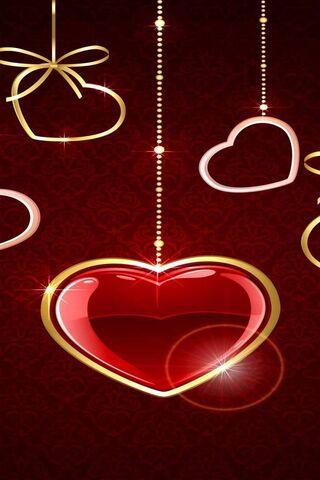 Treo trái tim