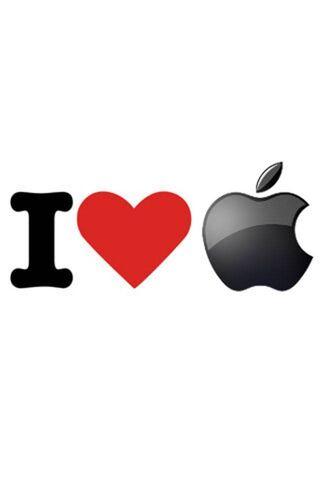 Eu amo a Apple