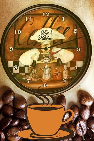 Coffee Chef Globe
