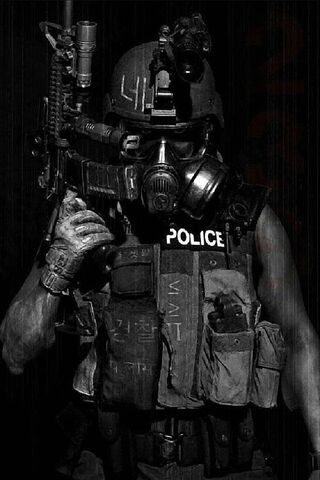 Police - Swat