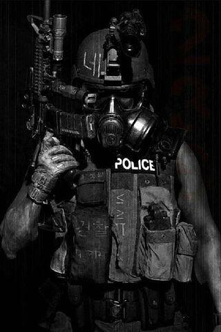 Police - Swat