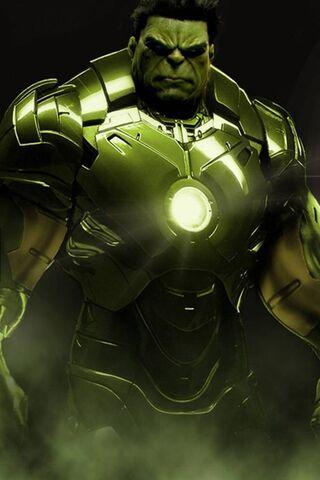 Iron Hulk