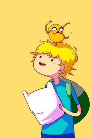 Jake dan Finn