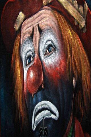 Clown Triste Fond D Ecran Telecharger Sur Votre Mobile Depuis Phoneky