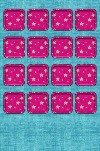 Blue Pink Starz