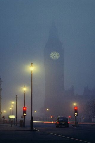 London Foggy
