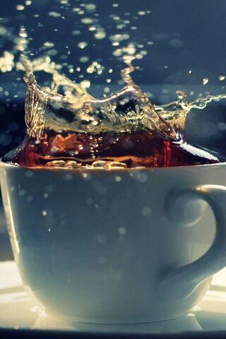 الشاي سبلاش