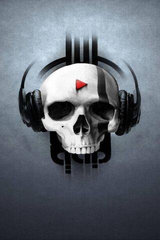 Skull Play Music