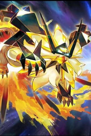 Cool Solgaleo Wallpaper - Download to