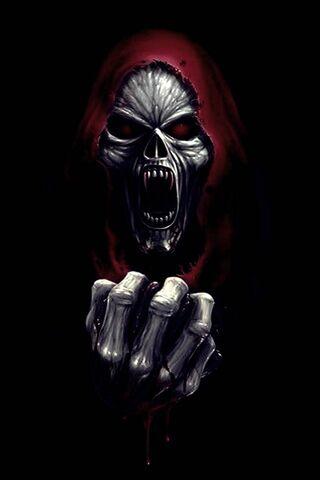 Vampire Grim Reaper