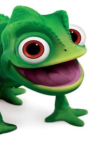 Chameleon Green Fun