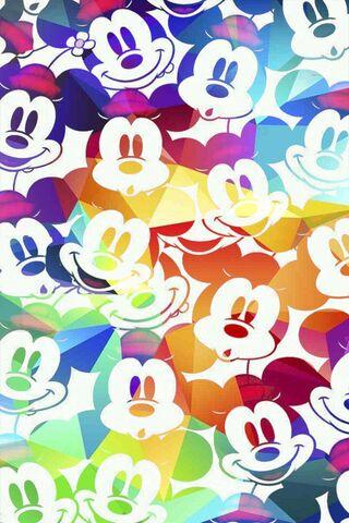 Phoneky Fond D Ecran De Mickey Hd