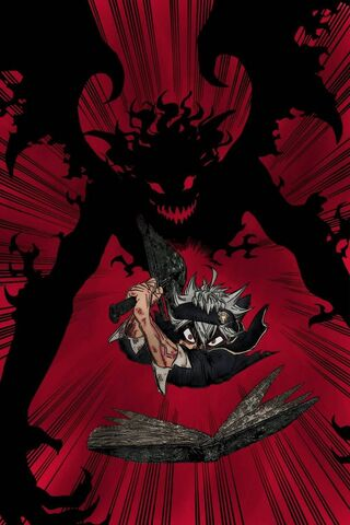 Demone nero