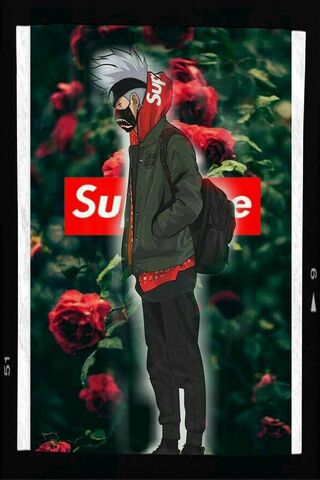 Supreme Rose Kakashi