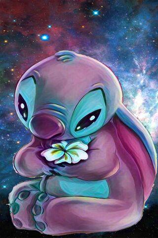 Stitch Sad