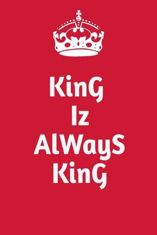 キングは常にキング