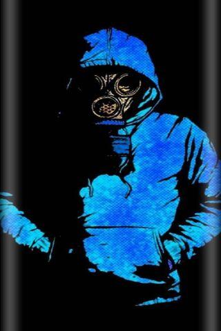 S9 S10 Blue Coat Man