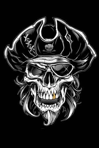 खोपड़ी समुद्री डाकू
