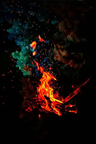 Kebakaran Asap