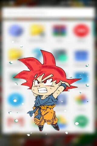 Goku Blue Mini