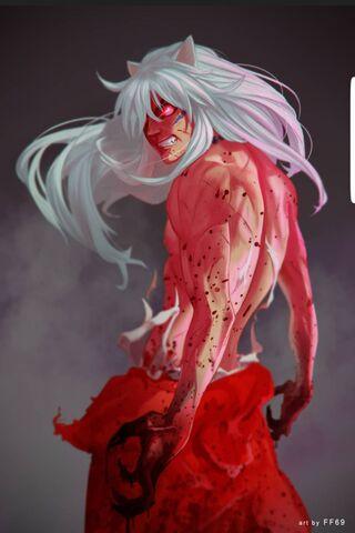 Полный Демон Инуяша