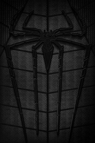 Логотип Blk Spiderman