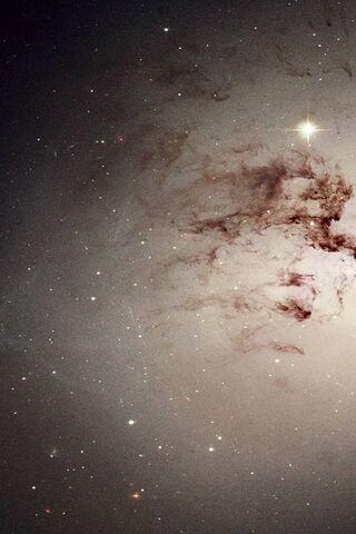 Uzayda Yıldız