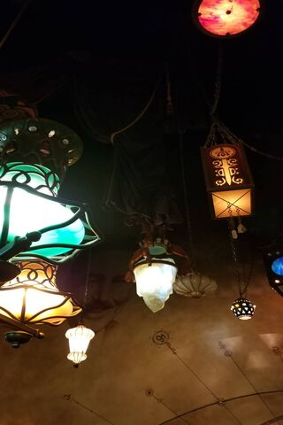 Sorceror Lamps