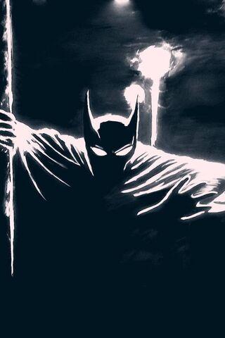 Batman Black