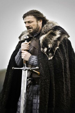 Eddard Stark Wallpaper Download To Your Mobile From Phoneky