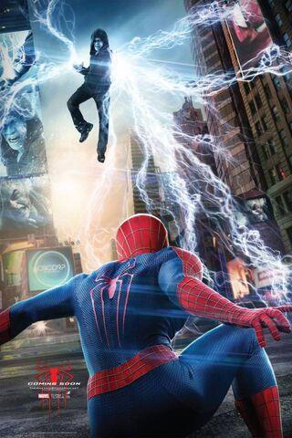 अद्भुत स्पाइडर मैन 2