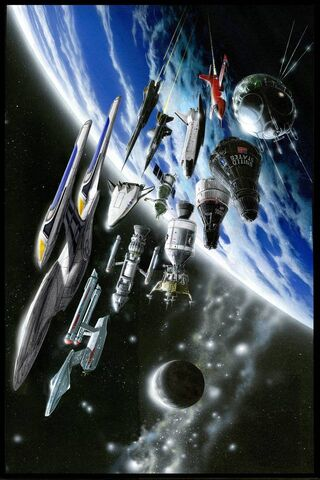 الرحلات الفضائية
