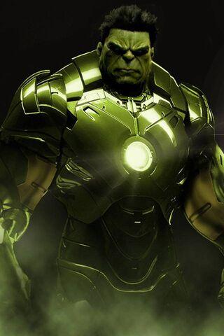 Hulk drôle
